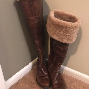 BORN boots 7.5